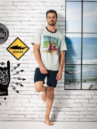 Pijama Soy Underwear Summer Travel