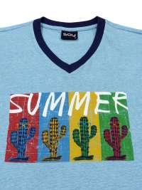 Pijama Soy Underwear Cactus
