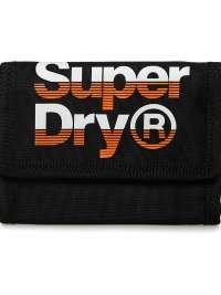 Cartera Superdry Lineman Wallet Naranja