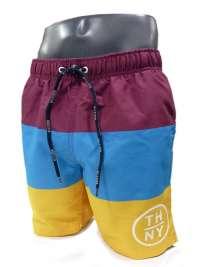 Bañador Tommy Hilfiger Tricolor Block