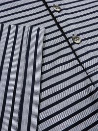 Pijama ZD corto en Hilo de Escocia mil rayas
