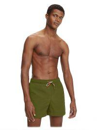 Bañador Tommy Hilfiger Basic Verde