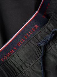Bañador Tommy Hilfiger en negro con doble cinturilla