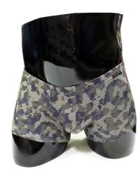 Boxer Minipants Olaf Benz Camouflage