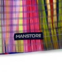 Camiseta Manstore V-Neck Low Horizon