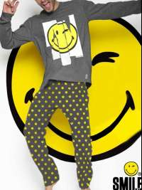 Pijama Hombre Smiley World