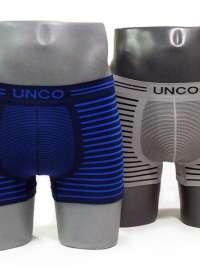 Pack 2 Boxers UNCO sin costuras en microfibra GA
