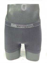 Boxer sin costuras UNCO en gris