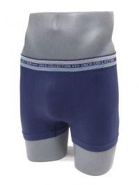 Boxer sin costuras UNCO en azul