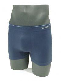 Boxer sin costuras UNCO en azul grisaceo