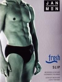 Slip Jan Men mod. Fresh en burdeos