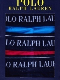 Pack 3 Boxer Polo Ralph Lauren