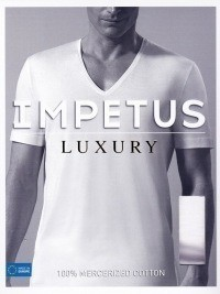 Camiseta Impetus Luxury blanca, en Hilo
