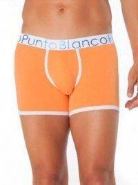 Boxer Prisma Naranja, Punto Blanco