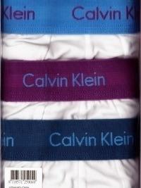 3 Pack Calvin Klein blancos, OVM