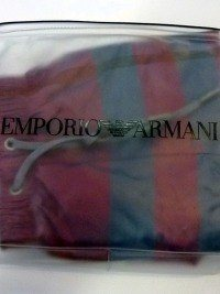 Bañador DRK GREY Armani