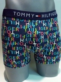 Boxer Tommy Keiron Trunk