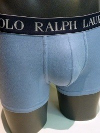 Boxer Polo Ralph Lauren en gris