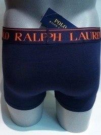 Boxer Polo Ralph Lauren en azul marino