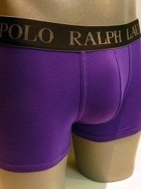 Boxer Polo Ralph Lauren en malva