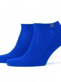 Calcetines Tobilleros Dublín, Burlington azules