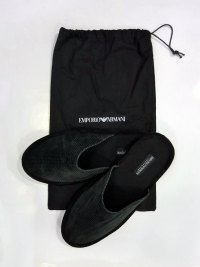 Zapatillas Armani para andar por casa