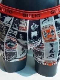 Boxer Lycra Ali Giulio
