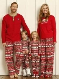 Pijama Little Blue House mod. Beary Xmas