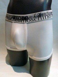 Boxer Microfibra Blanco, Moschino