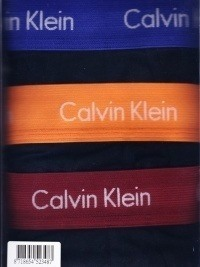 Pack 3 boxers Calvin Klein negros