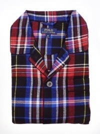 Pijama Polo Normandy Plaid