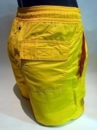 Bañador Hawaiian Boxer Polo, amarillo