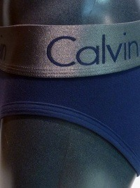 Slip Zinc Azul, Calvin Klein