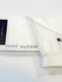 Calcetín Tommy HilfigerTobillero Blanco