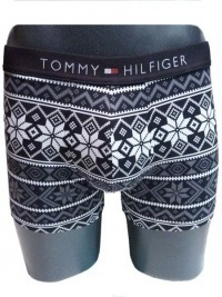Boxer Tommy Flag trunk Fairisle