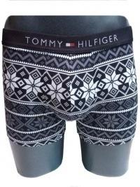 Boxer Tommy Flag trunk Fairisle