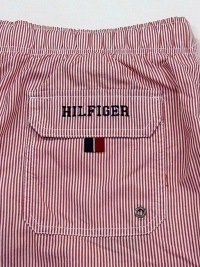 Bañador Billy Flag Tommy Hilfiger, rojo