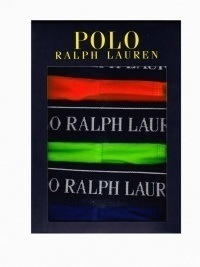 3 Pack Boxer Polo Ralph Lauren